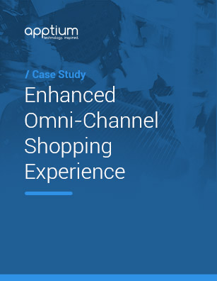 Enhanced Omni-Channel Shopping Experience